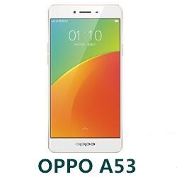 OPPO A53手机官方线刷固件A53_11_A