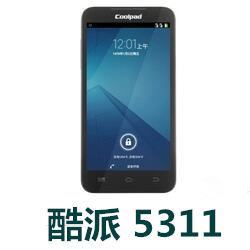 酷派5311手机官方线刷固件4.3.017.