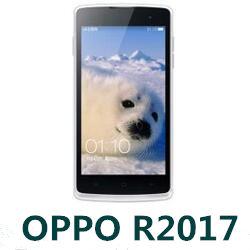 OPPO R2017手机官方线刷固件R2017_