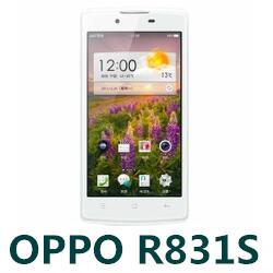 OPPO R831S手机官方线刷固件11_A.1