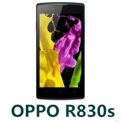 OPPO R830S手机官方线刷固件R830S_