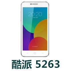 酷派5263C手机官方线刷固件4.4.001