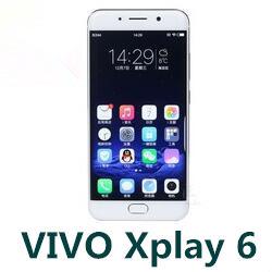 VIVO Xplay 6手机官方线刷固件PD16