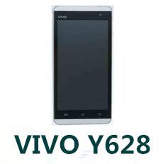 VIVO Y628手机官方线刷固件PD1403F