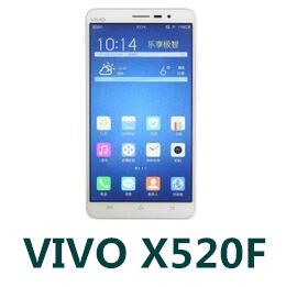 VIVO X520F B版联通4G手机官方线刷