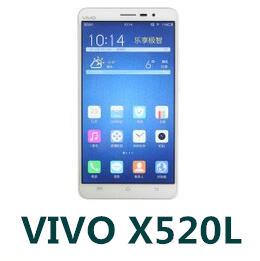VIVO X520L A版移动4G手机官方线刷