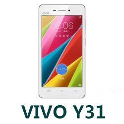 VIVO Y31 C版手机官方线刷固件PD15