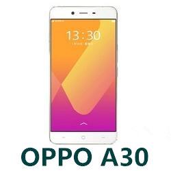 OPPO A30手机官方线刷固件A30_11_A