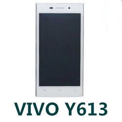 VIVO Y613联通3G手机官方线刷固件P