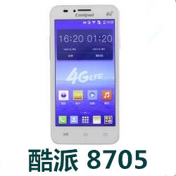 酷派8705手机官方固件ROM刷机包4.3