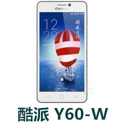 酷派Y60-W手机官方固件ROM刷机包4.