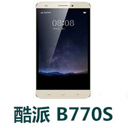 酷派B770S手机官方固件ROM刷机包5.