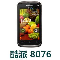 酷派8076手机官方固件ROM刷机包2.3