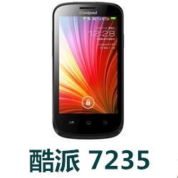 酷派7235手机官方固件ROM刷机包4.0