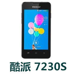 酷派7230S手机官方固件ROM刷机包4.