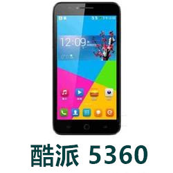 酷派5360手机官方固件ROM刷机包4.4