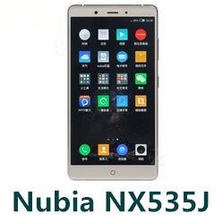 努比亚Nubia NX535J手机官方固件RO