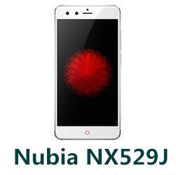 努比亚Nubia NX529J手机官方固件RO