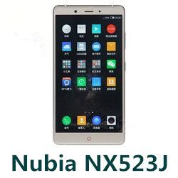 努比亚Nubia NX523J手机官方固件RO