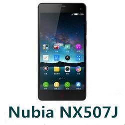 努比亚Nubia NX507J手机官方固件RO