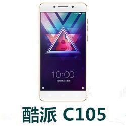 酷派C105手机官方固件ROM刷机包VAX