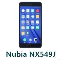 努比亚Z11 minis NX549J官方线刷包