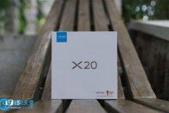 VIVO X20全面屏开箱图赏,为爆品而生!