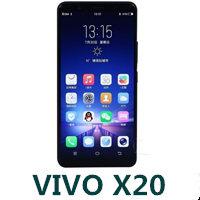 X20密码忘记清除教程 VIVO X20解屏幕锁账号锁