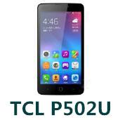 TCL P502U官方线刷包_TCL_P502U_KT
