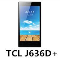 TCL J636D+官方线刷包_TCL_J636D+_