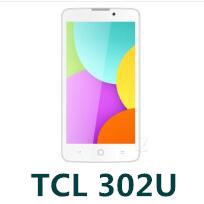 TCL 302U官方线刷包_TCL_302U_V3.1