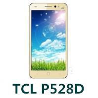 TCL P528D官方线刷包_TCL_P528D_V1.6固件ROM下载 解锁救砖