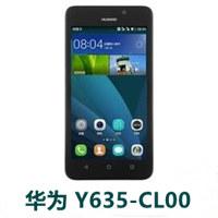 华为Y635-CL00官方线刷包_华为Y635