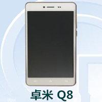 卓米Q8官方线刷包_卓米Q8手机固件R