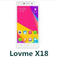 爱我Lovme X18+官方线刷包_爱我 X1