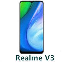 真我Realme V3远程案例分享_RMX2200屏幕及账号锁解锁方法2021100