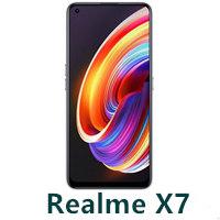 真我Realme X7密码忘记,怎么刷