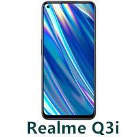 Realme Q3i刷机解锁屏幕锁及oppo账号绑定_真我Q3i密码忘记怎么办
